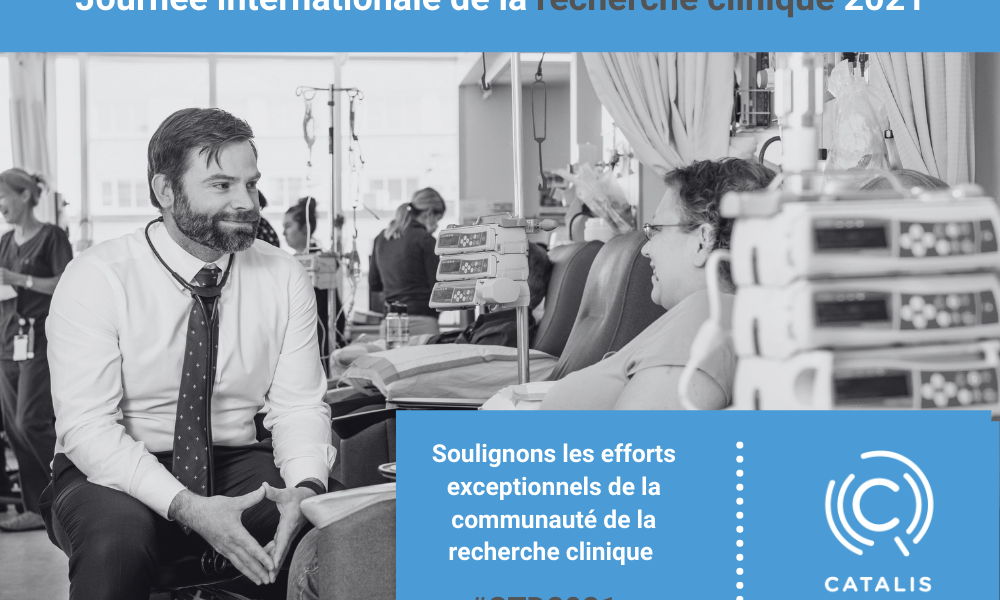 journée internationale de la recherche clinique 2021