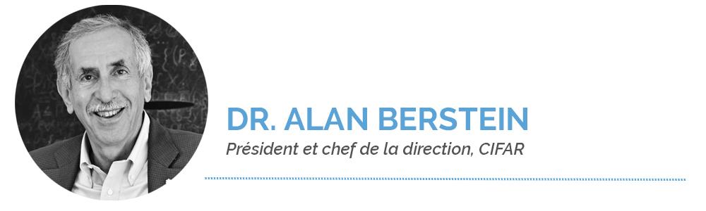 Dr Alan Bernstein