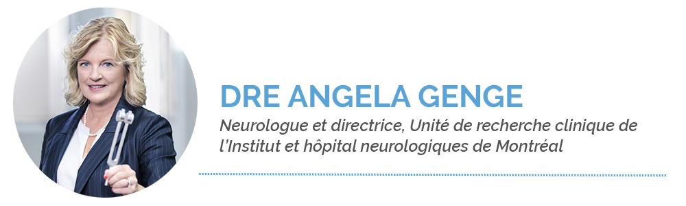 Dre Angela Genge