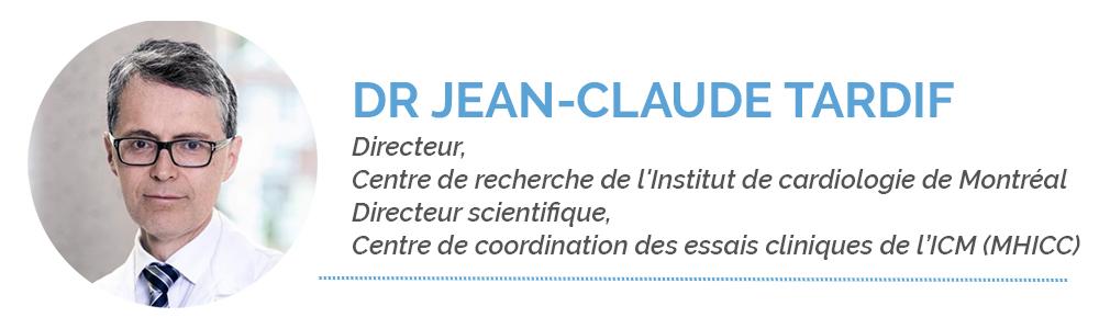 Dr Jean-Claude Tardif