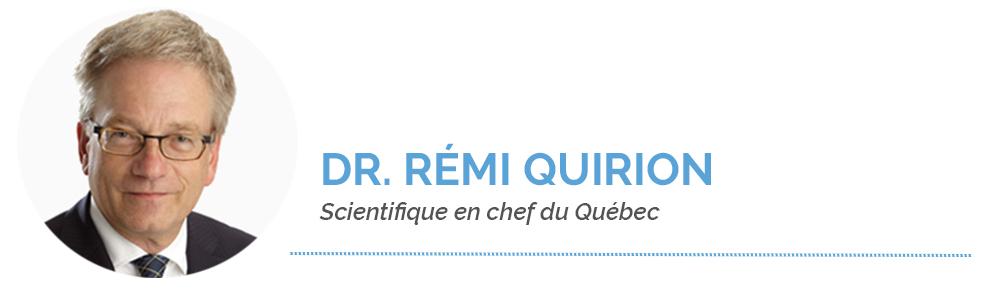 Dr Rémi Quirion