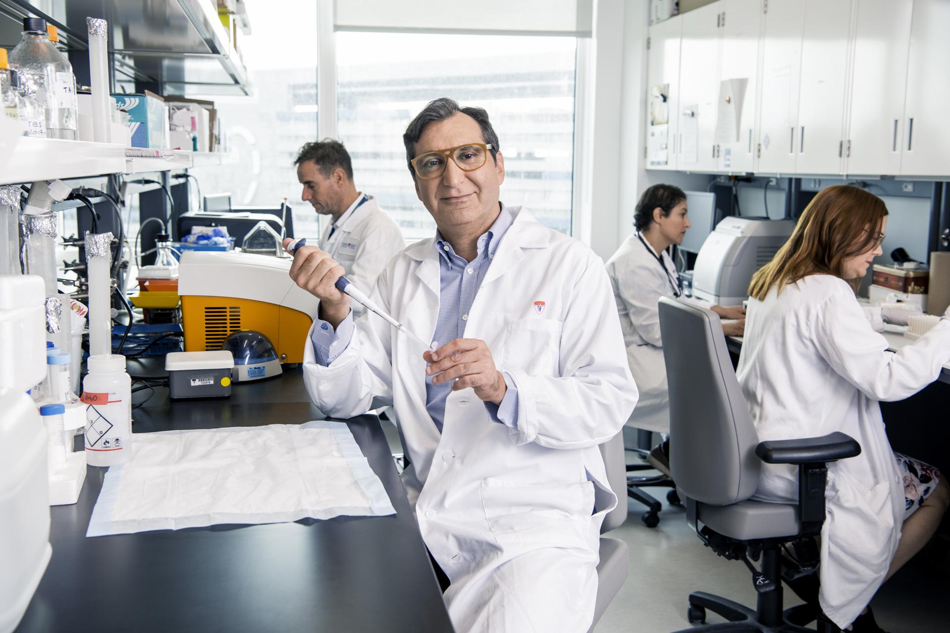 Dr Michael Sebag - Hématologue, Institut de recherche Centre universitaire de santé McGill (IR-CUSM)