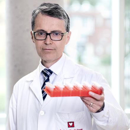 Dr Jean-Claude Tardif - Directeur, Centre de recherche de l'Institut de cardiologie de Montréal Directeur scientifique, Centre de coordination des essais cliniques de l'ICM (MHICC)