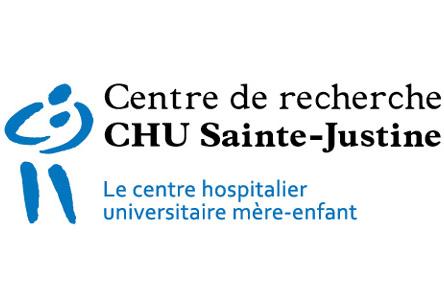 Logo - Centre de recherche du CHU Sainte-Justine